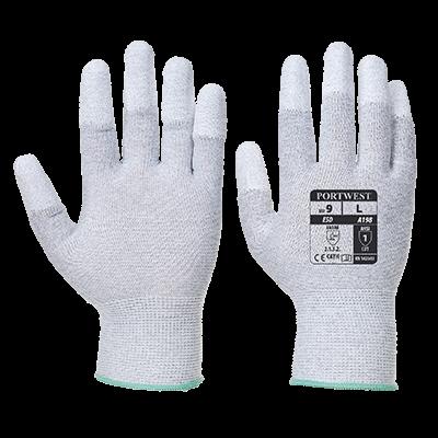 Antistatischer Fingerspitzenhandschuh