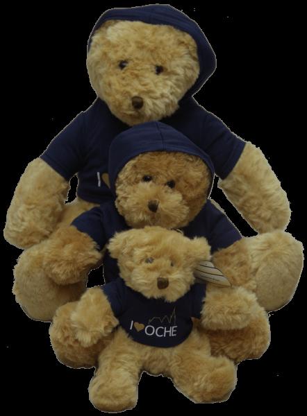 """""""I LOVE OCHE"""" - Teddybär"""
