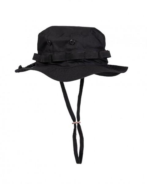Dschungelhut Military Army Farbe schwarz
