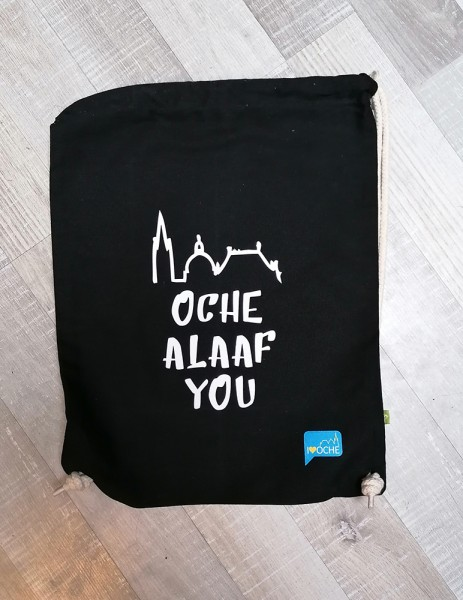 """OCHE ALAAF YOU"" - Sportbeutel"