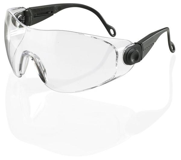 Diego Schutzbrille klar