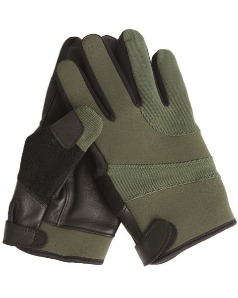 Fingerhandschuh Neopren/Aramid