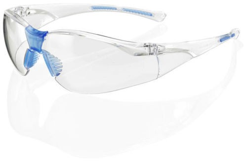 Memphis Schutzbrille klar