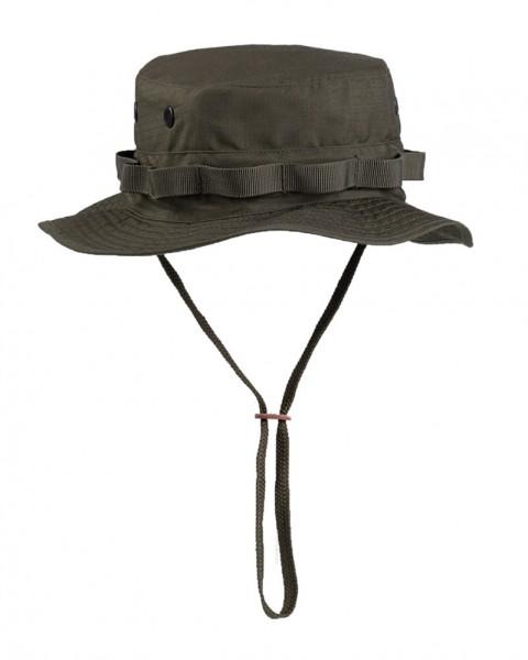 Dschungelhut Military Army Farbe oliv