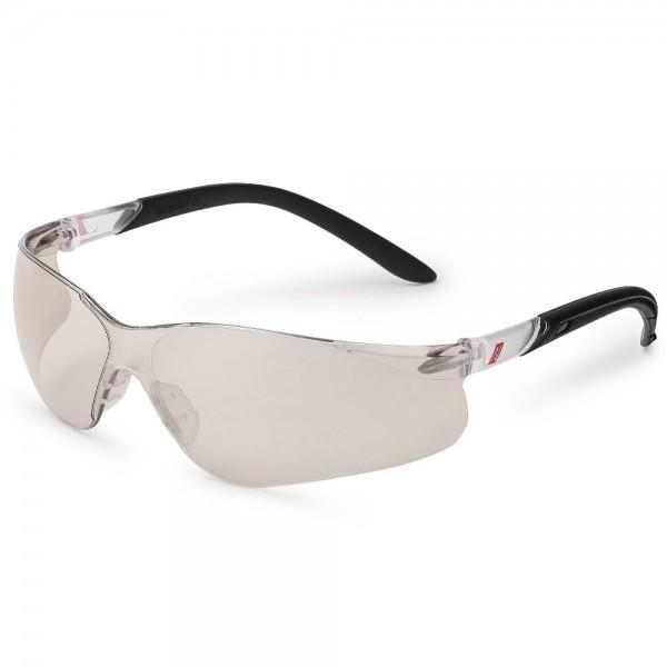 Schutzbrille Vision Protect silber verspiegelt