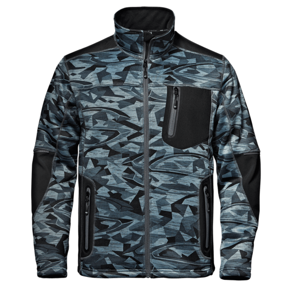 Jacke Fighter Camouflage