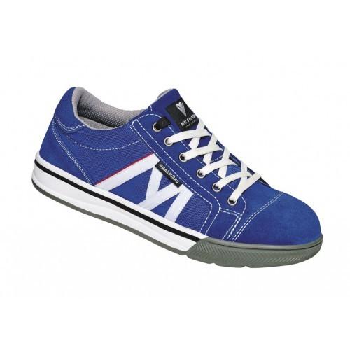 S030 SINCLAIR Sneaker blau S1P SRC